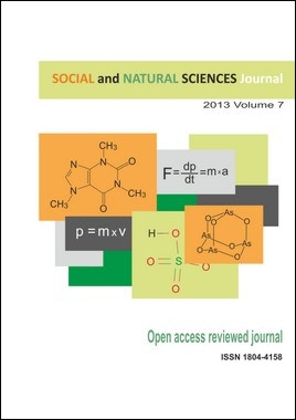 SNSJ Sample cover page